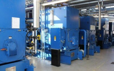 Heat pumps extract warmth from cold water